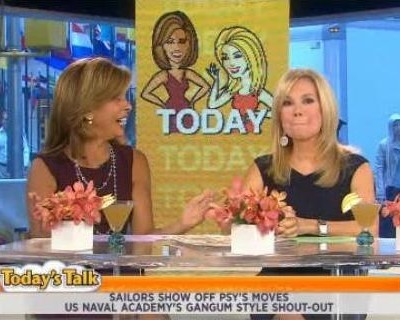 Penny Marshall & Pattie Mallette: Kathie Lee & Hoda September 18 2012
