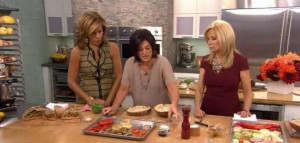 Today Show: Ariane Duarte French Roasted Vegetable Sandwich Recipe