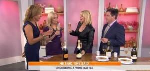 Fall Wines: Ruffino Presecco, J. Lohr & Alamos Chardonnay Reviews