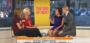 Today Show: Hanna Rosin 'The End of Men' Review & Battle of the Sexes