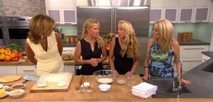Judi and Shari Zucker shared recipes for allergy-free snacks for kids they will enjoy, like Everyone's Favorite Oatmeal Raisin Cookies Recipe