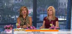 Kathie Lee & Hoda September 25 2012