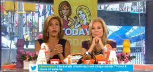 Kathie Lee & Hoda September 26 2012
