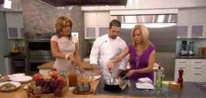 Kathie Lee & Hoda: Mocha Praline Recipe by Chef Paul Corsentino