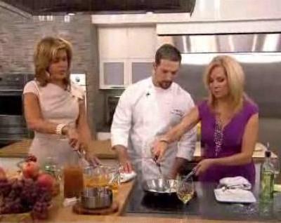 Kathie Lee & Hoda: Mocha Praline Recipe by Chef Paul Corsentino