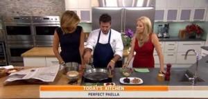 Today Show: Chef Perfecto Rocher's Black Tuscan Kale Salad Recipe