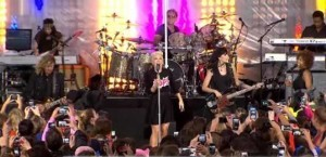 Kathie Lee & Hoda: Pink The Truth About Love Review & 'Try' Single