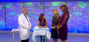 Kathie Lee & Hoda: Dr. Mitchell Chasin The Granny Hand Lift Review