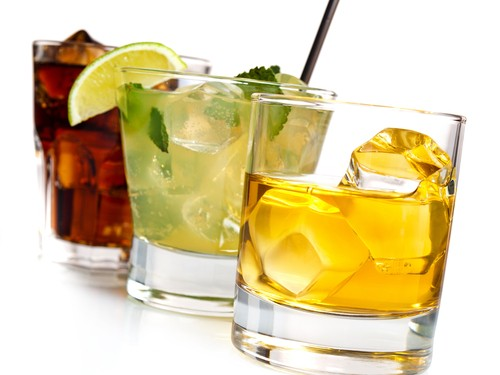 The doctors nasty nibbles challenge mixed drinks sugar for Mixed alcoholic drinks list