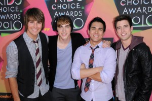 Big Time Rush: Ellen September 5 2012 Recap