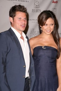 Live with Kelly & Michael: Nick and Vanessa Lachey Welcome Son