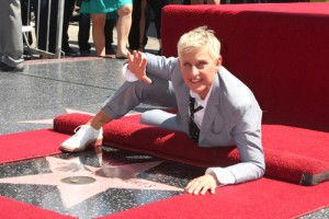 Ellen: Monday Night Football and Hollywood Walk of Fame Update