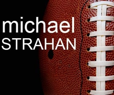 Kelly & Michael: Strahan Football Scholarship