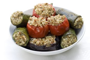 Kathie Lee & Hoda: Melissa d'Arabian Bulgur-Stuffed Veggies Recipe