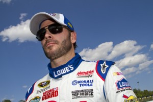 Kelly & Michael: Jimmie Johnson NASCAR Sprint Cup Chase