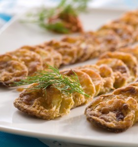 Good Morning America: Rachael Ray Zucchini Fritters Recipe