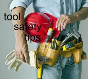 Tool Safety Tips: The Doctors