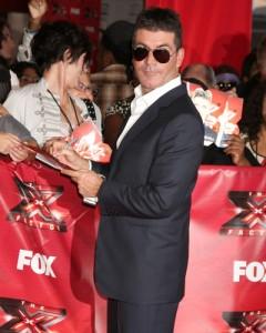 Simon Cowell X Factor: Ellen