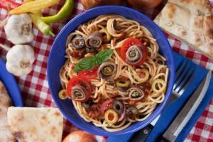 Pasta Puttanesca Recipe & Snack Swaps: Dr Oz September 4 2012 Recap