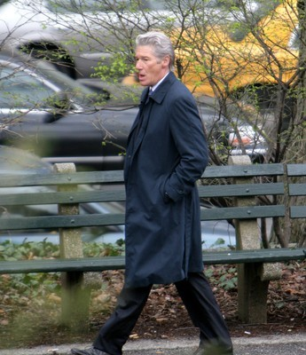Good Morning America: Richard Gere 'Arbitrage' Review & 9/11