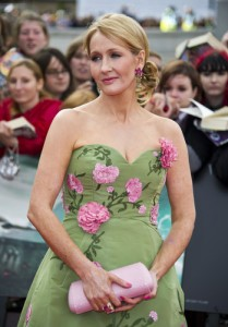 Good Morning America: J.K. Rowling's New Book 'A Casual Vacancy'