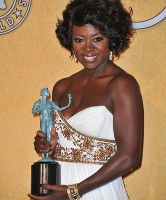 "Ellen: Viola Davis ""Won't Back Down"" Interview"