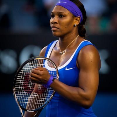 Serena Williams: Kelly & Michael