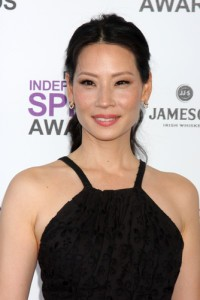 "Kelly & Michael: Lucy Liu ""Elementary"" Interview"