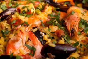 Kathie Lee & Hoda: Paella Valenciana Recipe by Chef Perfecto Rocher