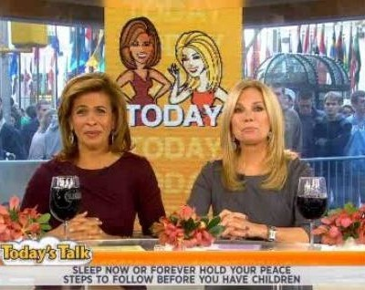 Kathie Lee & Hoda October 19 2012
