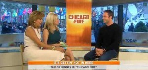 Today Show: Taylor Kinney Dating Lady Gaga & 'Chicago Fire' Review