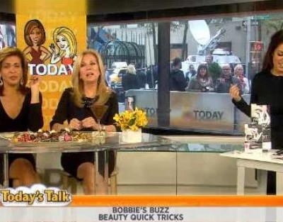 Kathie Lee and Hoda with The Scoop on Brazilian woman auctions off her virginity, National Chocolate Day, dirty magazines & Mani-Pedi Protection Kit review.
