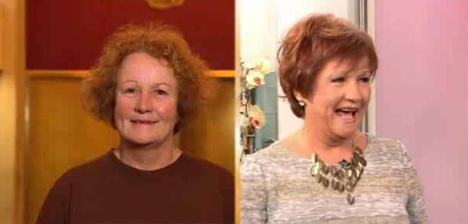 Caveman Makeover On Today Show : Today show makeovers with kathie lee and hoda