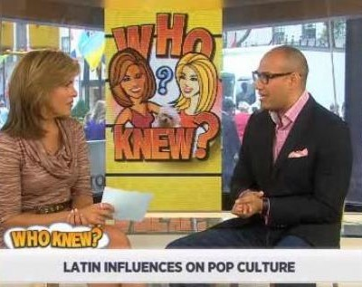 Who Knew? trivia is all about Latin influences on pop culture, as the ladies asked questions on Sofia Vergara on Modern Family & the new judges on The Voice