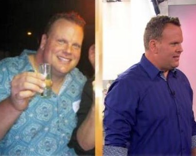 Kathie Lee & Hoda revealed the Joy Fit Club weight loss results for Chuck Voelker, who lost 150 pounds while going from 415 pounds to 265 pounds.