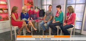Breast Cancer Awareness: James Denton Warriors in Pink Spokesperson