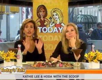 Kathie Lee & Hoda October 26 2012