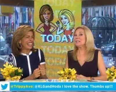 Kathie Lee & Hoda October 4 2012