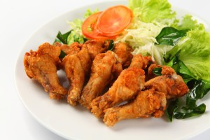 Today Show: Crispy Chicken Wings and Legs Recipe by Reed Alexander
