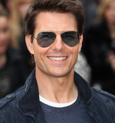 GMA: Tom Cruise Travels the World