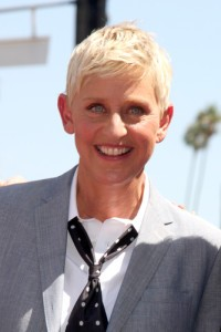 Ellen DeGeneres sent Loni Love to the Ultima Weekend at the Venetian Polazzo and revealed she was giving her audience a three-day, two-night stay there, as well as tickets to see Human Nature. (Helga Esteb / Shutterstock.com)