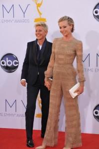 Ellen October 23 2012: Portia de Rossi, Mockingbird Lane & LL Cool J