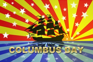 Live With Kelly & Michael: Happy Columbus Day & Canadian Thanksgiving