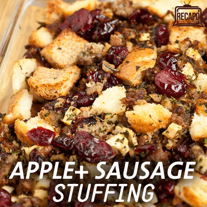 Kelly & Michael: Camilla Consuelos Apple Sausage Stuffing Recipe