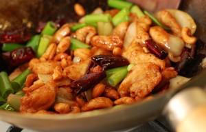 The Chew: Ming Tsai's Wok Stirred Chile and Cashew Chicken Recipe