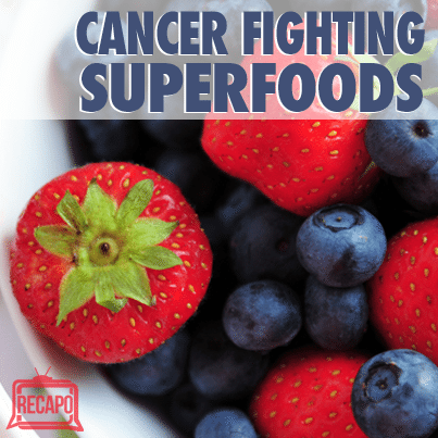 Dr Oz Cancer Fighter Foods: Folate, Lutein, Lycopene & Quercetin