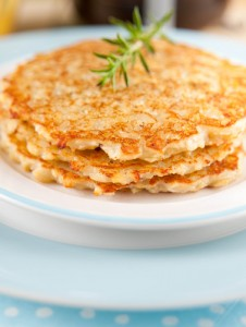 The Chew: Sweet Potato Pancake Recipe & Does Coffee Stunt Your Growth?