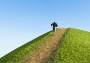 The Doctors Walking up Hill or Running Down Hill Burning More Calories