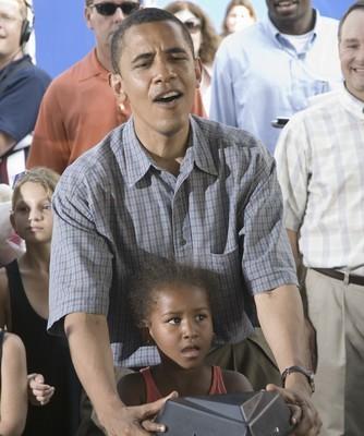 Jimmy Fallon: Sasha Obama Turned 13