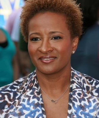 Today: Wanda Sykes on the Show